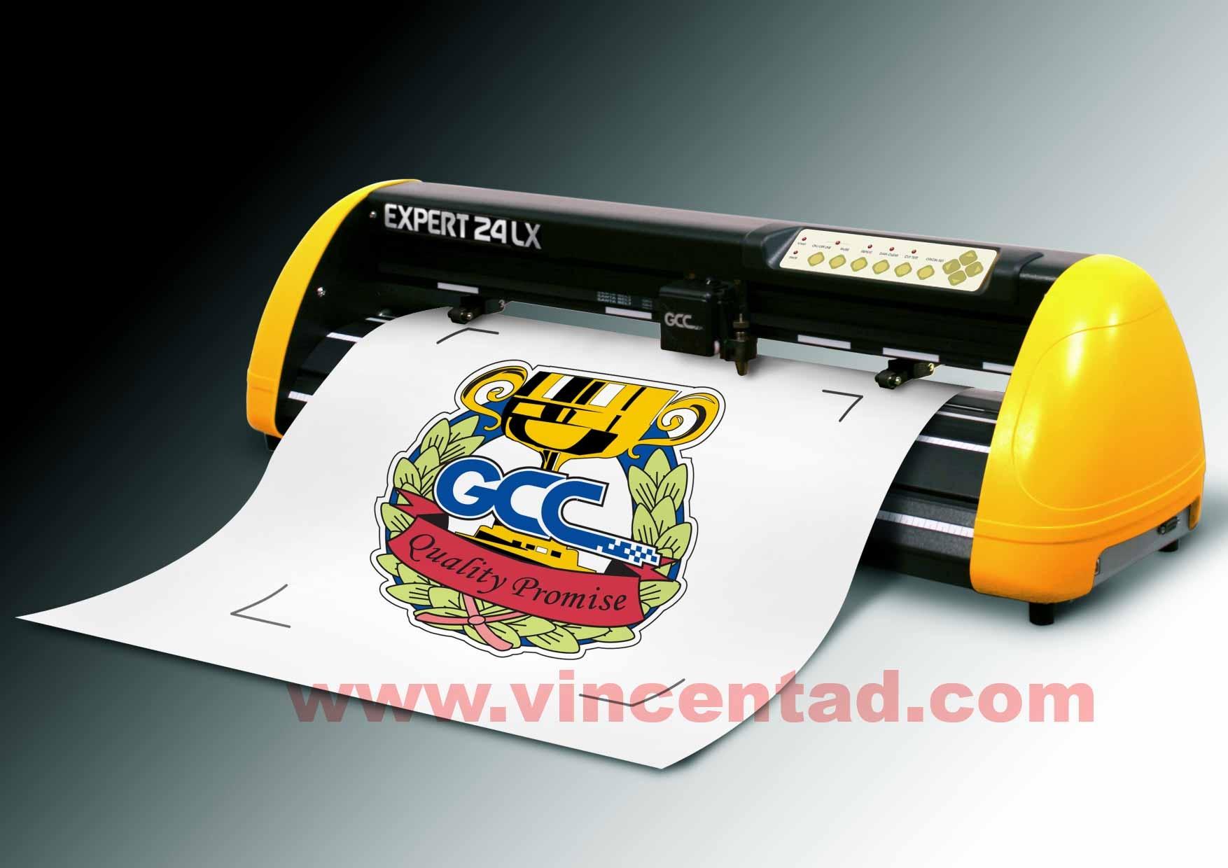 jaguar sticker cutting machine price