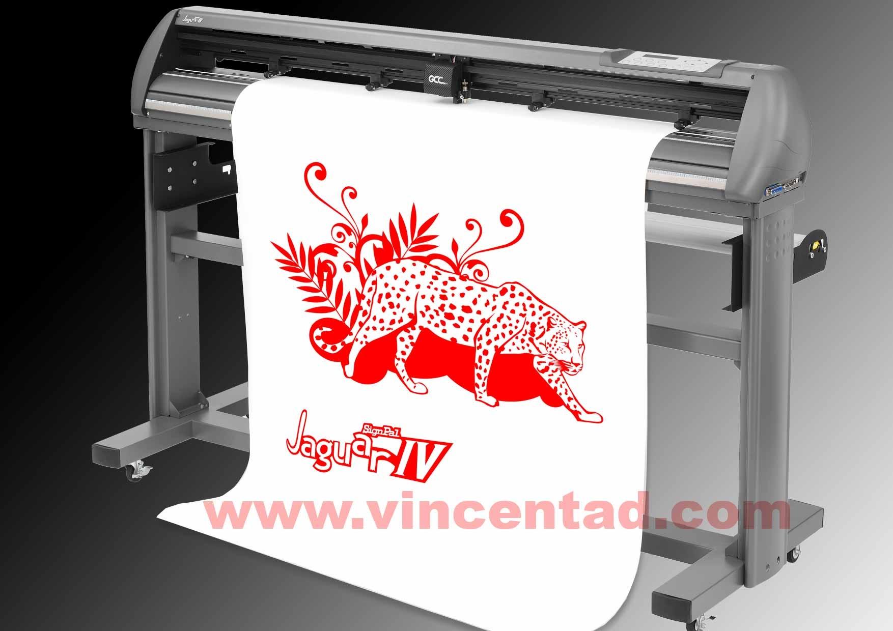jaguar plotter machine